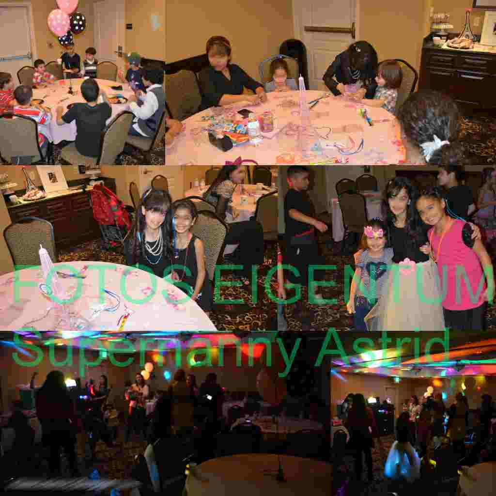 Supernanny Baby Sitterin Kindermädchen Astrid Kinder Geburtstag Party in NRW mit Astrid als Babysitterin